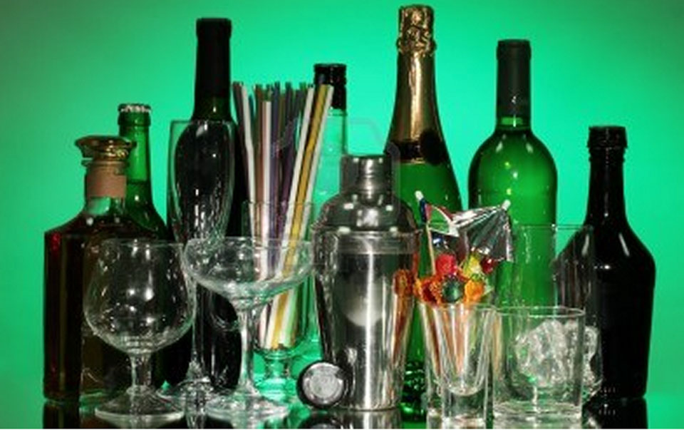Full Liquor Bar Alcohol Party Catering Inc